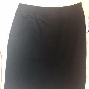 Women's Calvin Klein Black Skirt-Suit Sep size 6